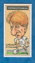 Leeds United Gordon Strachan Scotland (U)